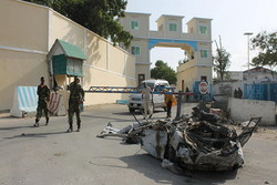 موغادیشو میں وہابی دہشت گردوں کےخودکش حملہ میں 20 افراد ہلاک