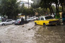 جلسه اضطراری ستاد بحران کارگروه سیل  در کرمانشاه برگزار شد