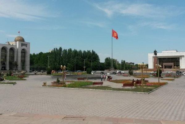 هجوم انتحاري على سفارة الصين في بيشكيك وإصابة 3 أشخاص