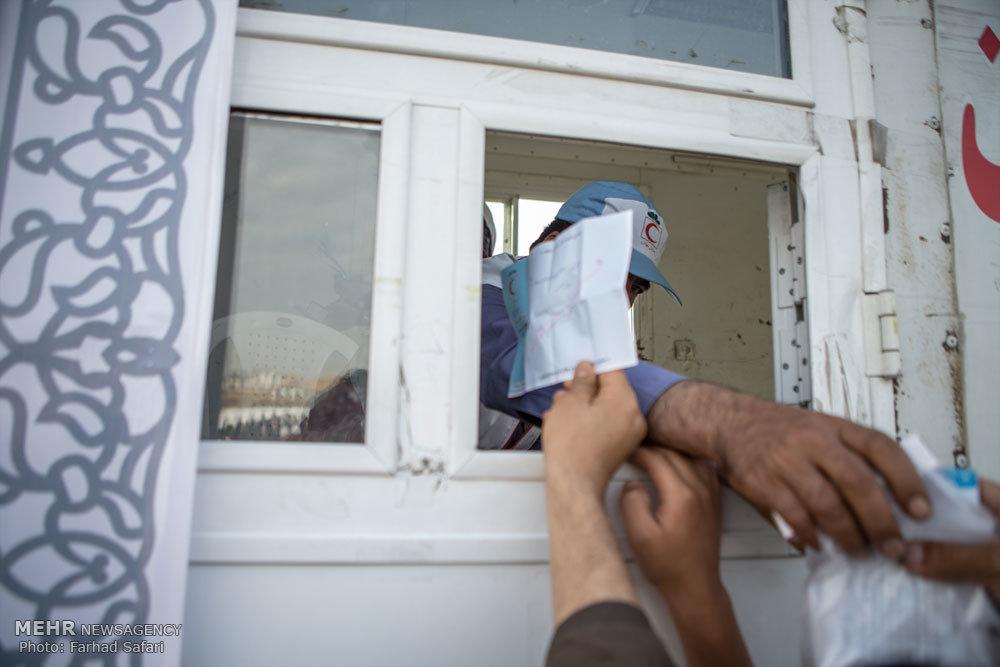 کاروان سفرنامه سلامت در قزوین