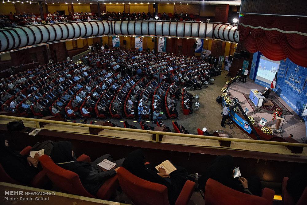 هفدهمین اجلاس سالانه سازمان بسیج اساتید