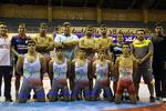 تیم کشتی فرنگی جوانان ایران به مقام سوم جهان رسید