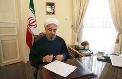 Rouhani felicitates Lebanon on Independence Day