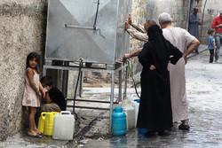 فیلم/ ارسال کمک های انسانی به حلب