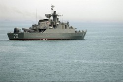 Navy fleet returns home in Anzali