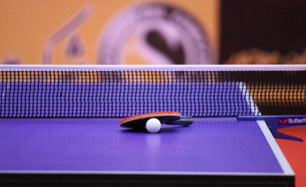 برگزاری دوره های استعدادیابی تنیس روی میز در چهارمحال و بختیاری