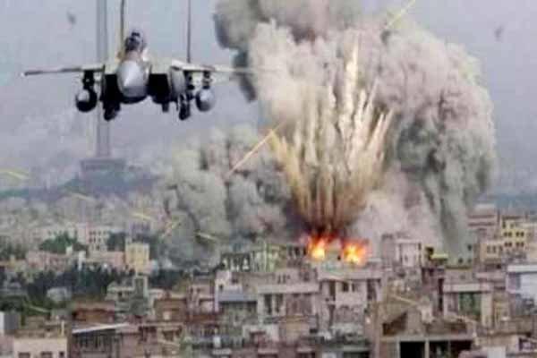 قصف إسرائيلي على مواقع في قطاع غزة