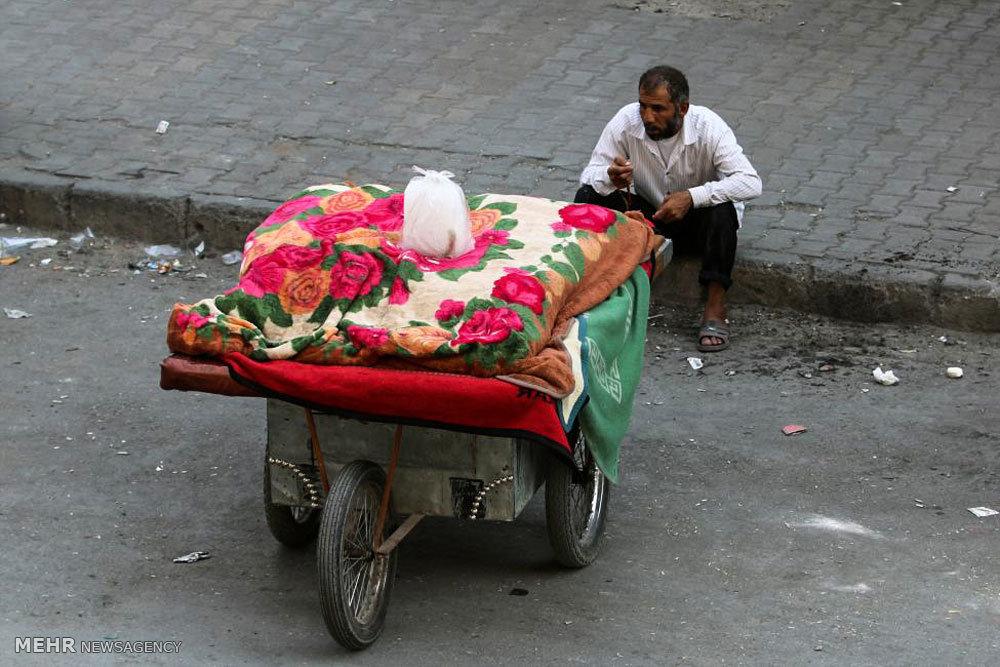 زندگی در حلب در میانه جنگ