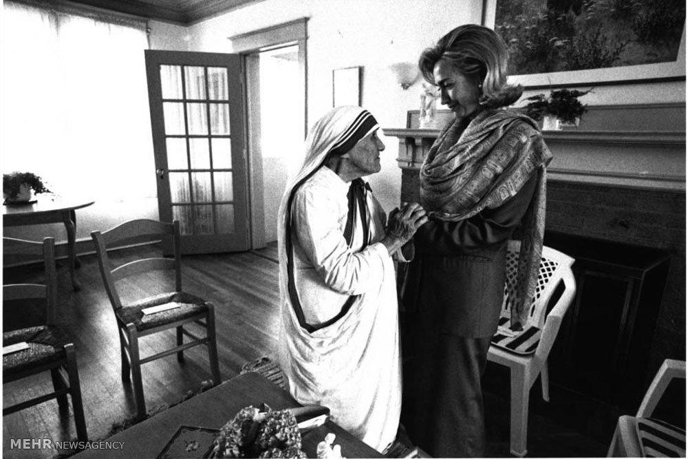 مادر ترزا