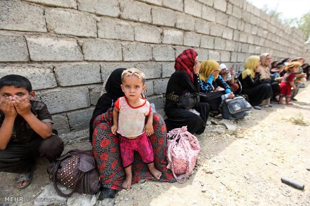 آزاد سازی قیاره از دست داعش