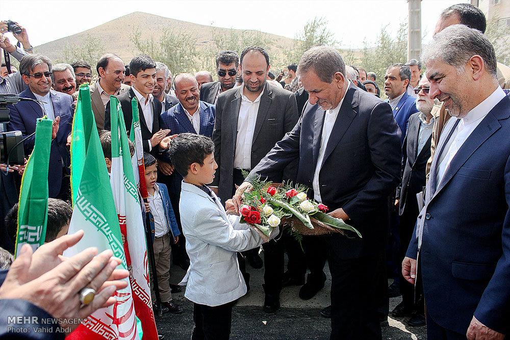 سفر معاون اول رییسجمهور به آذربایجان شرقی