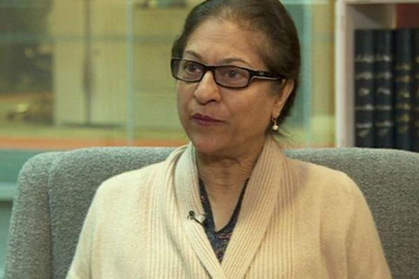 عاصمه جهانگیر فعال حقوق بشر پاکستان