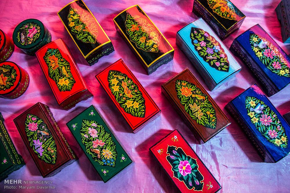 گشایش ششمین نمایشگاه سراسری صنایعدستی