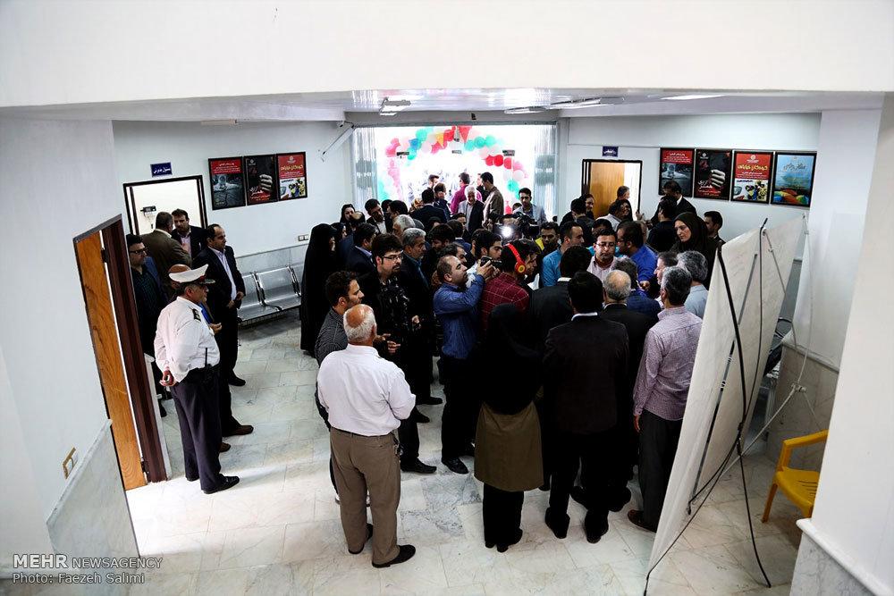 افتتاح مرکز اورژانس اجتماعی در آمل