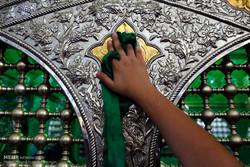اقامة مراسم العزاء بذكرى استشهاد الامام الجواد (ع) في مدينة قم المقدسة