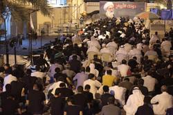 البحرينيون يؤدون صلاة الجمعة في الدراز بعد منعها 6 أسابيع