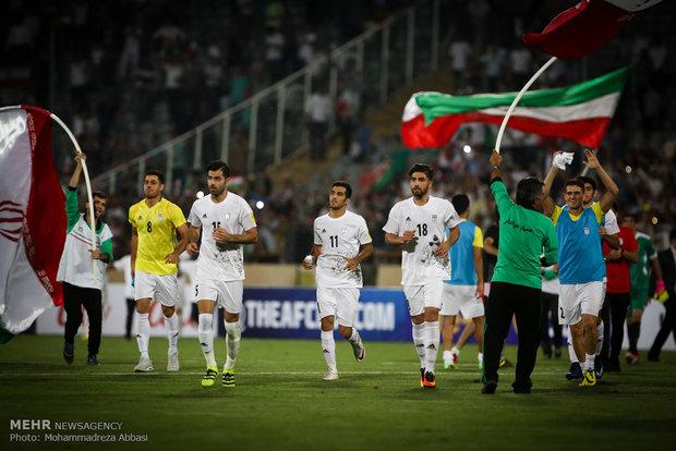 Iran-Qatar in frames