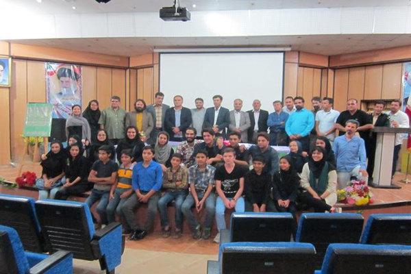 حاشیه های کنار دفتر بچه ها دفتر تئاتر مردمی بچه های مسجد در کردستان افتتاح شد ...