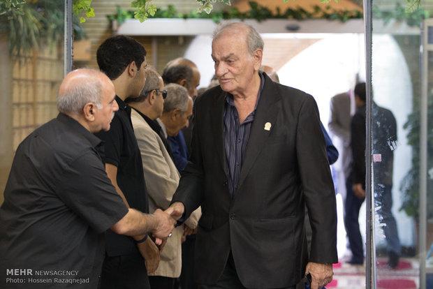 Commemoration of Davoud Rashidi