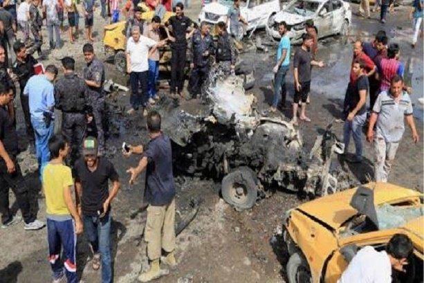 Terrorists killed 691, injured 1016 Iraqis in August