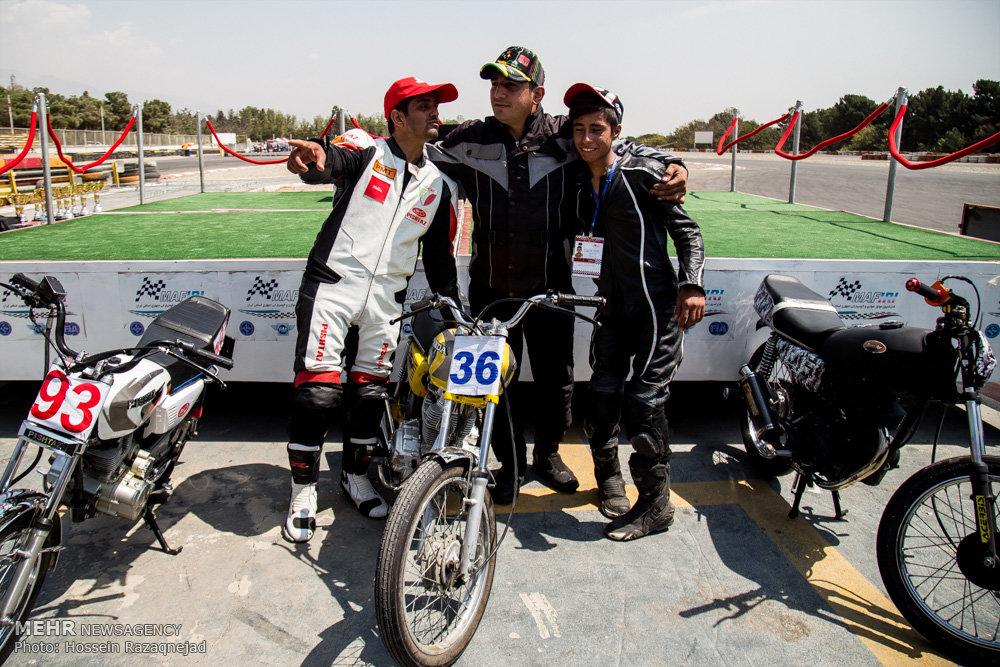 سومین دوره مسابقات موتور سواری ریس قهرمانی کشور