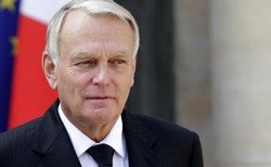 Foreign Minister Jean-Marc Ayrault