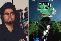 نقاش جوان درگذشت/ پیگیری پرونده مرگ هنرمند