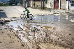 طی سال جاری سه بار سیل در استان زنجان رخداده است