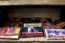 برپایی نمایشگاه جامه صلح در موزه پوشاک سلطنتی سعدآباد