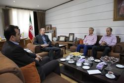استاندار کردستان از سرمربی سنندجی تیم ملی تنیس روی میز تقدیر کرد