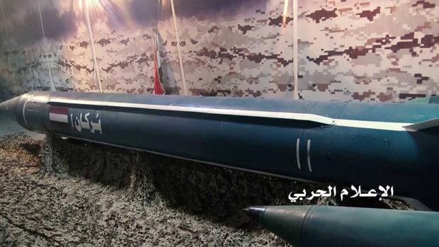 """صاروخ """"بركان-1 الباليستي"""" يضرب قاعدة الملك فهد في العمق السعودي"""
