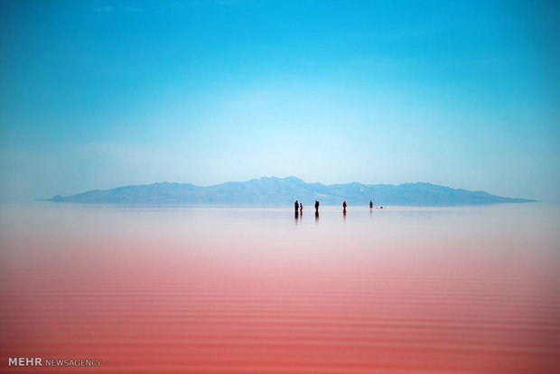 گزارش اسوشیتدپرس از دریاچه ارومیه