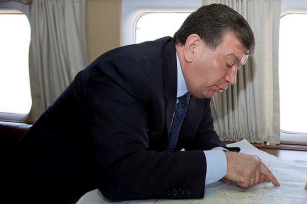 «میرضیایف» گزینه نخست ریاست جمهوری ازبکستان
