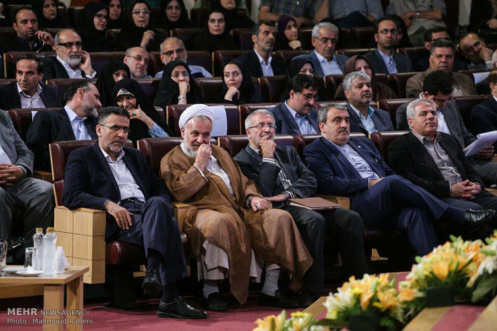 همایش تبیین دستاوردهای فرهنگی دولت تدبیر و امید