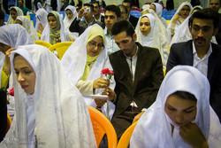 ثبت نام بیش از ۲ هزار زوج در مراسم ازدواج دانشجویی