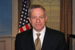 مایکل راتنی نماینده ویژه آمریکا در سوریه