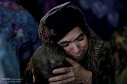 Türkmenler Mina olayı için gözyaşı döktü