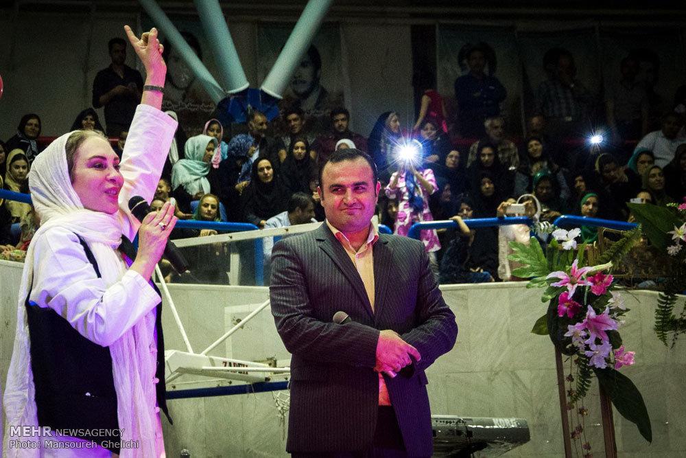 مراسم ازدواج 250 زوج شاهرودی
