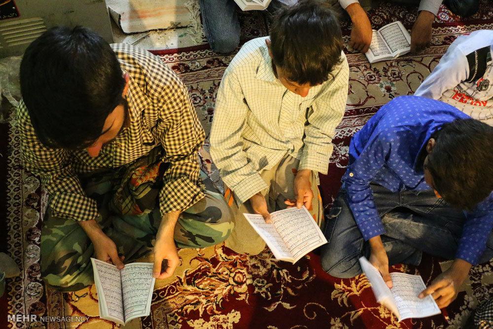 حضور جوانان جهادگر در مناطق محروم سربیشه