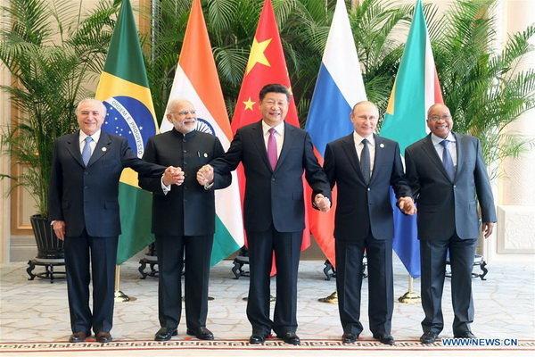 BRICS Summit in Xiamen Raises Hopes