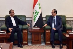 نوری المالکی از کمکهای ایران به عراق در مبارزه با تروریسم قدردانی کرد