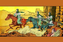 حسین یاری راوی مجموعه پویانمایی «داستان عاشورا» شد