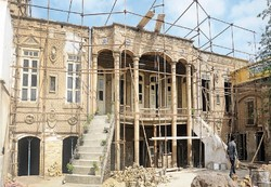 Darugheh House in Mashhad wins UNESCO conservation award