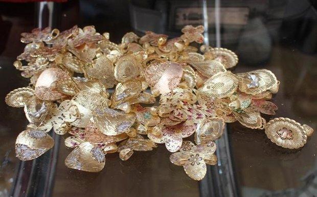 وجود طلای قاچاق در بازار کشور