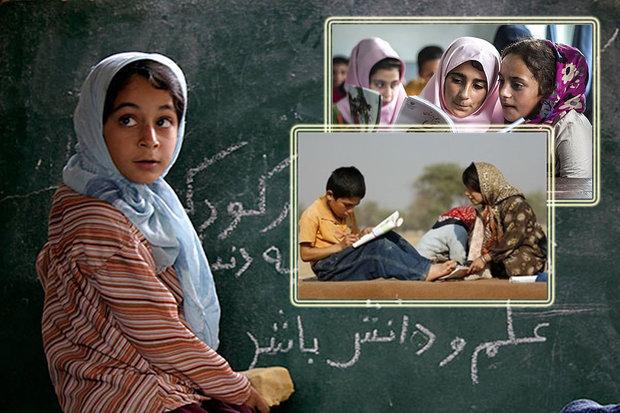 «بازمانده»از تحصیل؛میراثدار محرومیت/دخترانی که مشقِ حسرت میکنند