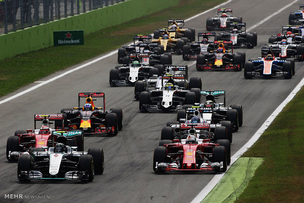 مسابقه فرمول یک ایتالیا