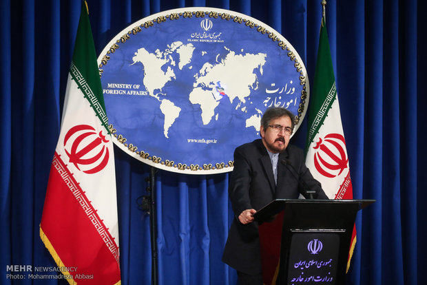 Iran Foreign Min. presents 10th quarterly report on JCPOA to Parl.