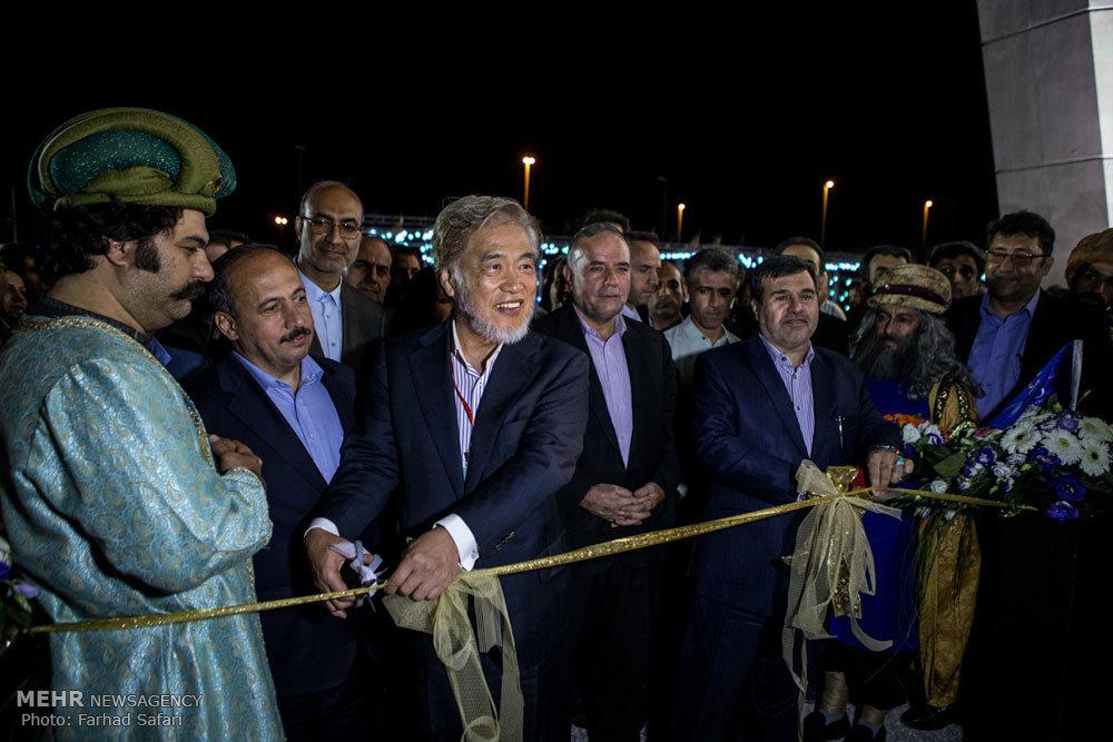 Silk Road caravans edifice erected in Qazvin
