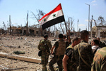 کنترل کامل ارتش سوریه بر «تله بازو» در حلب