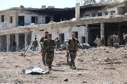 پیشروی ارتش سوریه به سمت حلب